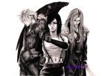 Final Fantasy VII by EJW1601