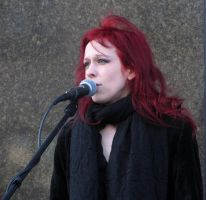Indica, acoustic gig @ Kotka 2013 03 by Wolverica