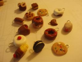Polymer Clay Awesomeness: Yum by micadjems