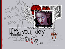 it's your day by lahona