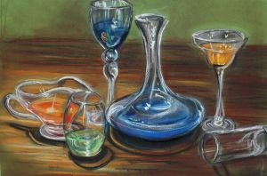 Still Life- Glasses by Lucky978