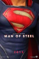 Man of Steel movie poster 3 by DComp