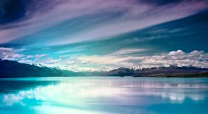 Mt Cook by kulesh