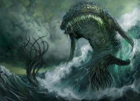 Leviathan by youriah