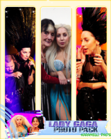 Lady Gaga Photo Pack by GurayMonster