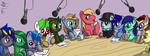 BronyCon - Interview with Peter New by atryl