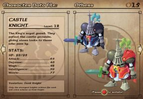 Castelaria Data File 15: Castle Knight by Nidaram