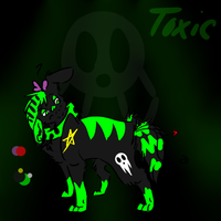 Toxic Refrence by Ask-Soul