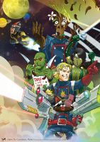 We're Da Guardians, Mate! by 13wishes