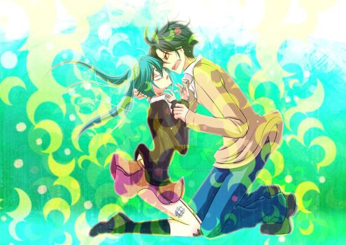 vocaloid-It is ok now. by Crazy-megame