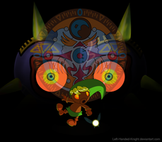 Majora's Mask - Darkest Hour by Left-Handed-Knight