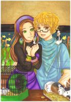 APH: In pet-shop by momofukuu