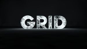 Illuminating GRID Title by AQWmim