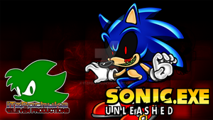 Sonic.exe Unleashed texture mod *YoutubeLINK* by MostFabCortexAround