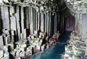 Fingal's Cave by Katzilla13