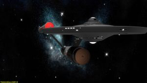 U.S.S. Enterprise 2245-2265 by TrekkieGal