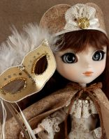 Pullip Mask by KerriaRosette