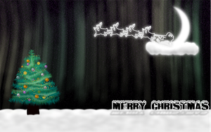 Merry Christmas 2008 by SL05NED