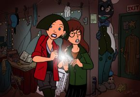 Daria creepypasta 3 of 5 : Abandoned by Disney by Christo-LHiver