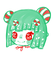 Peppy Mint by TinyWalrus
