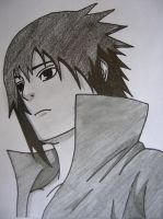 Sasuke Uchiha: Finished by InfectedRaasClart
