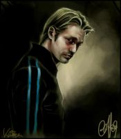 Eric Northman by kittrose