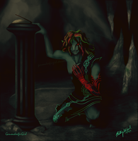 Otheno in Darkness by Anilede