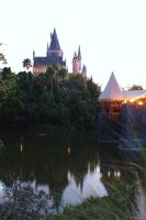 Reflecting Hogwarts by WatchTower513