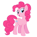 Pinkie Pie Vector by ElectricHalo