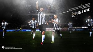 Forza Juve! wallpaper by Nucleo1991