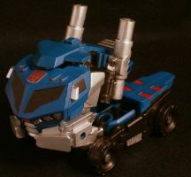 G1 Minibot Pipes Truck by Shinobitron