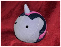 MLP - Twilight Sparkle Poofball Plush by mihoyonagi