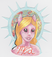 Mea paper halo by your-undead