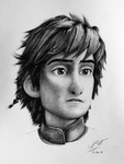 .: HTTYD 2 - Hiccup :. by KizaraWolf