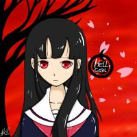 Hell Girl by EpiKfurry