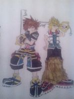 Test KH ll by AlinkKiyoiYuusha