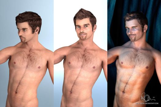 Alexander 1-3 Evolution by mike-reiss