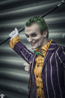 Joker (Arkham Asylum) 6 by ThePuddins