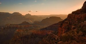 Entering the canyon by JimP4nsen
