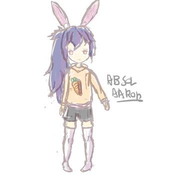 practice 3 with habiba-chan oc by Absolaaron