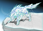 Ice Wolf Update by 7Leaps4Ward