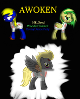 Awoken PMV Poster by MathewSwiftMLP