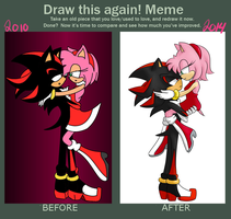 Drawing this again by sonicstarr