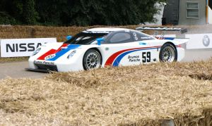 Brumos Porsche Daytona by gradge