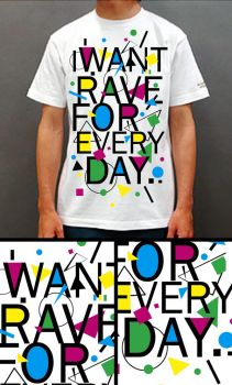 I want rave for edery day by kepski