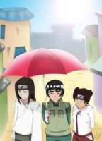 the rain stopped... (team gai) by BunniesRPpl2