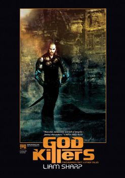 God Killers launch poster by LiamSharp