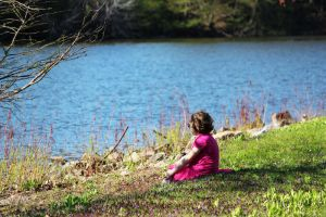 the simple days of a child's summer by fotomademoiselle