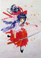 Sakura Wars by evionn