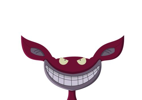 Ickis (Aaahh!!! Real Monsters) by 4and4